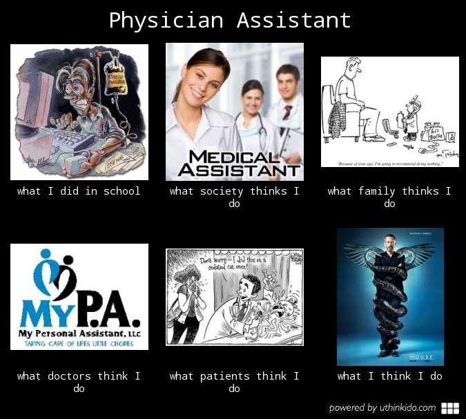 Physician Assistant Meme Physician Assistant Humor Physician Assistant School Medical Humor