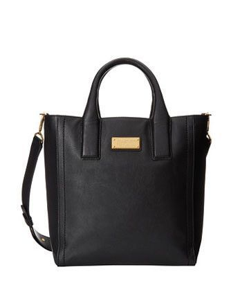 ea04d25244 Marc by Marc Jacobs Mility Utility Leather Shoulder Tote Bag ...