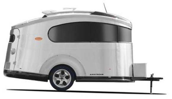 Airstream Very Cool Airstream Basecamp Small Travel
