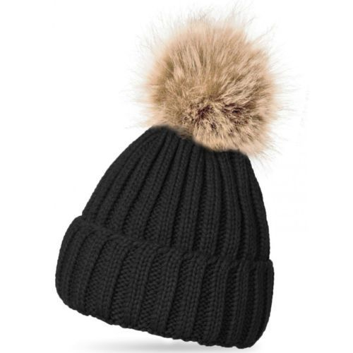 3c9a3f9a11c Bubble Knit Slouchy Baggy Beanie Oversize Winter Hat Ski Slouchy Cap Skull  Women