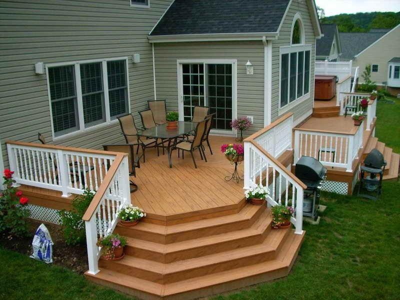 The Best Deck Designs Ideas Patio Deck Designs Backyard Decks Backyard