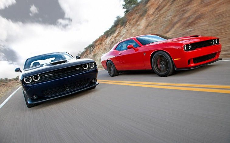 The Dodge Challenger cat - 707 HP and 650 pound-feet of torque ...