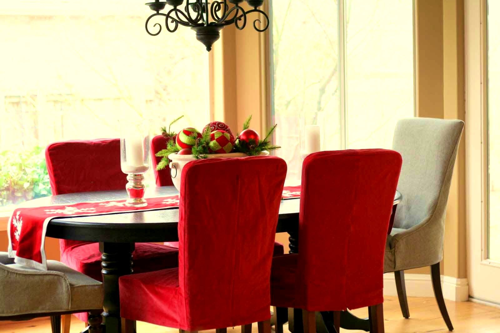 Dining Room Dining Room Chair Slipcovers Sears Dining Chair Glamorous Dining Room Covers Design Ideas
