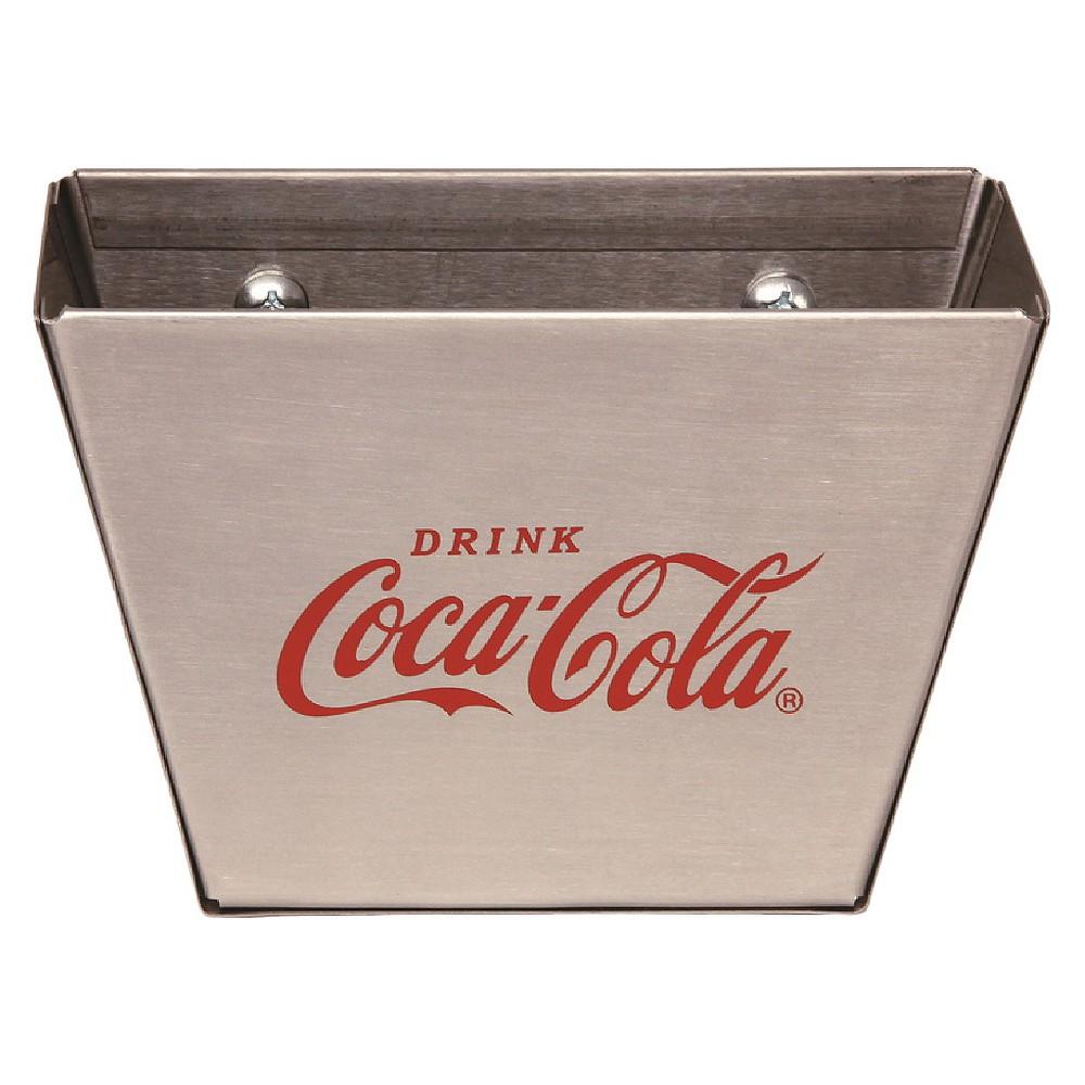 TableCraft Coca-Cola Coke Wall Mount Stationary Bottle Opener