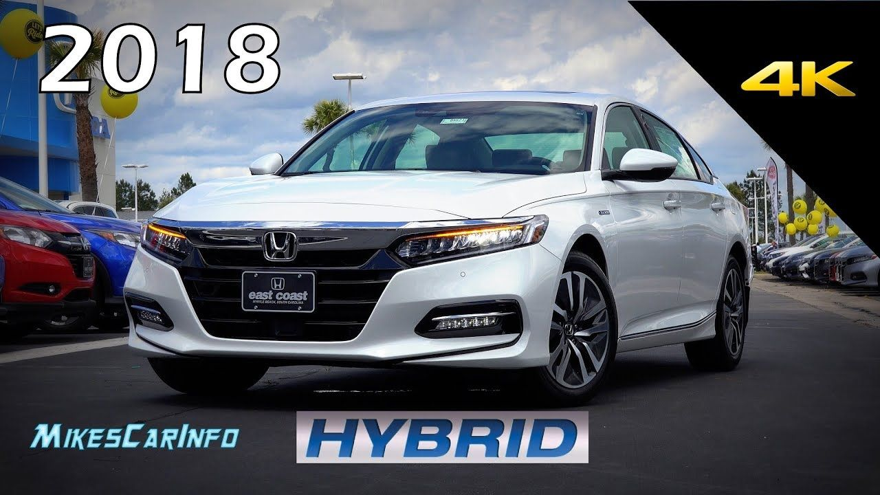 2018 Honda Accord Hybrid Touring Ultimate InDepth Look