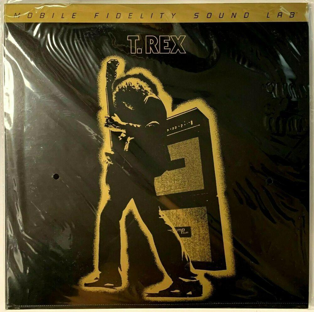 T Rex Electric Warrior Mfsl Mobile Fidelity Sound Lab Lp Vinyl Record Album Ebay In 2020 Vinyl Records Vinyl Record Album Lp Vinyl