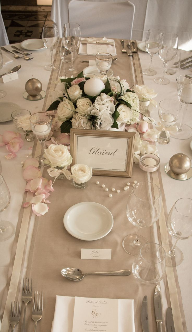 Centre de table mariage fait maison fashion designs - Centre de table noel fait maison ...