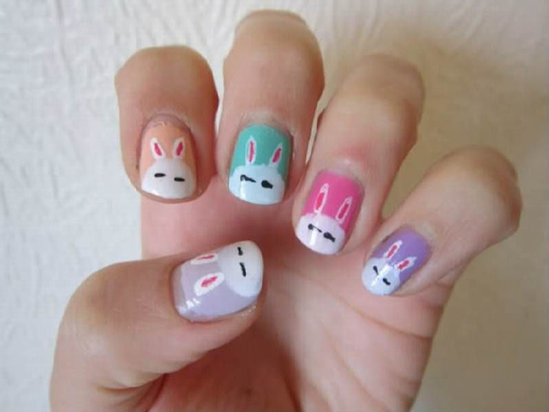Good Nail Designs Easy - Good Nail Designs Easy BEST NAIL ART IDEAS Pinterest