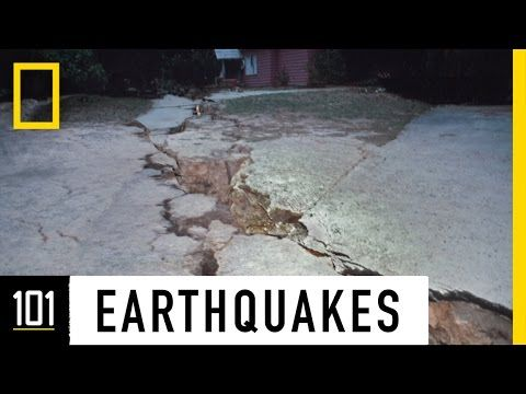 Earthquakes 101 | National Geographic - YouTube | Science
