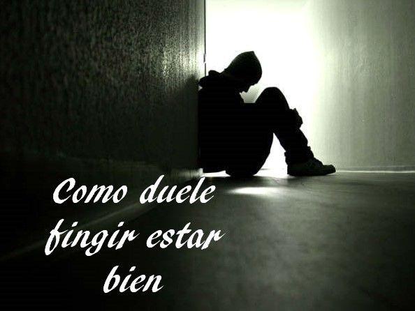 Tristeza Y Dolor Por Amor En Frases Para Compartir Frases Sad