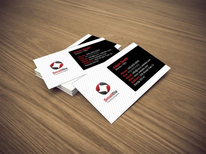 Google image result for httpandysowardsblogassetsfree a list of 30 free psd business card templates which will inspire you to design your cards in a more creative way fbccfo Images