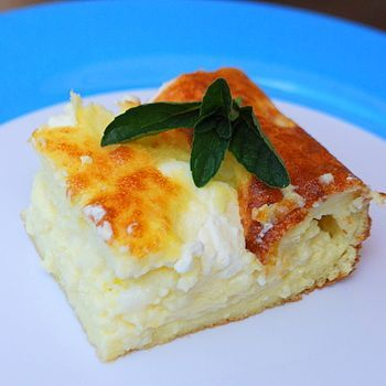 cheesy egg casserole made this for brunch this past weekend substituted colby jack for just plain monterey jack cheese so delicious could have eaten the