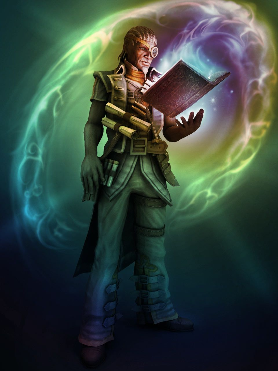 Wizard | warriors witches fantasy sci-fi post apocalyptic