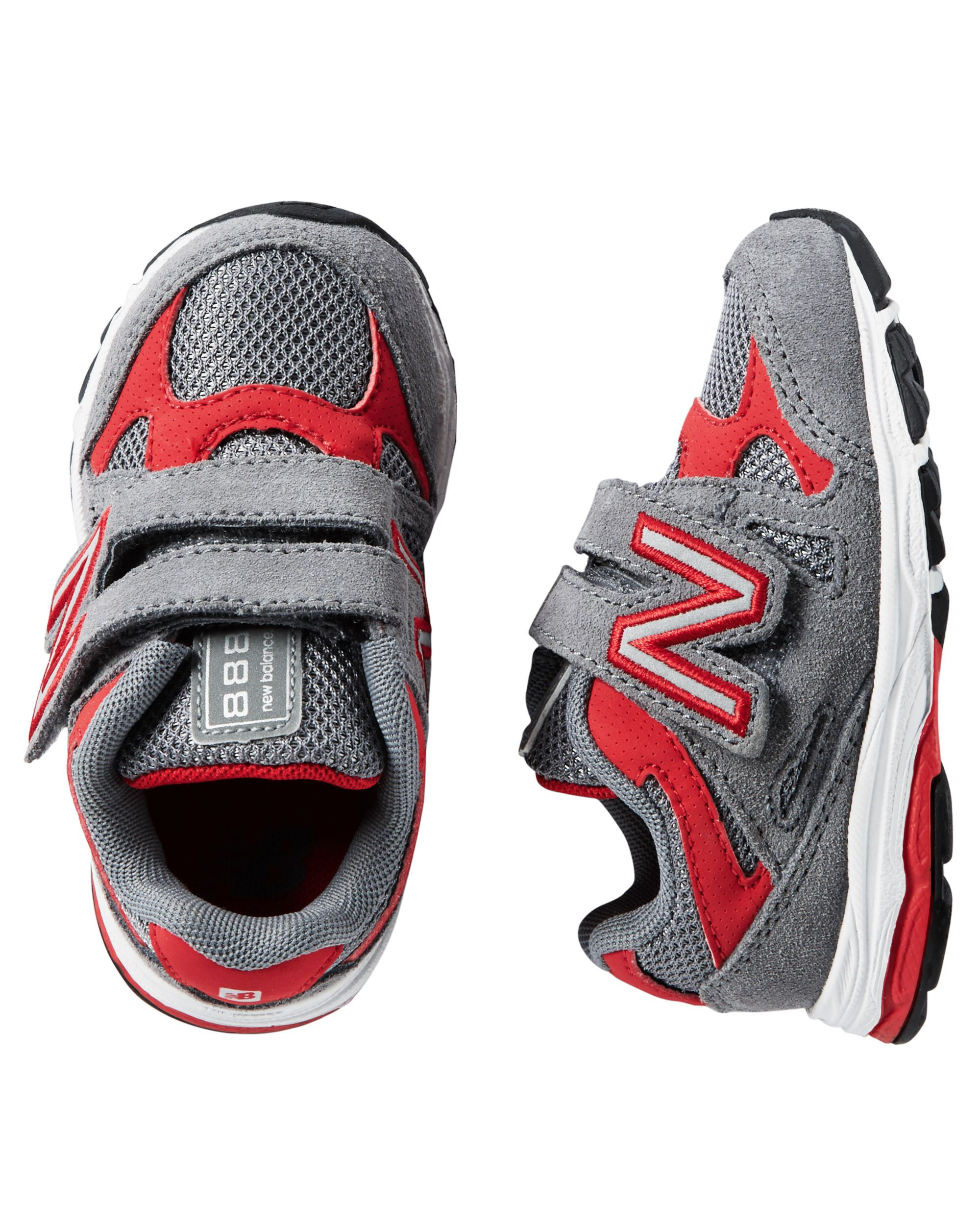 831910b698 Toddler Boy New Balance Hook   Loop 888 Sneakers