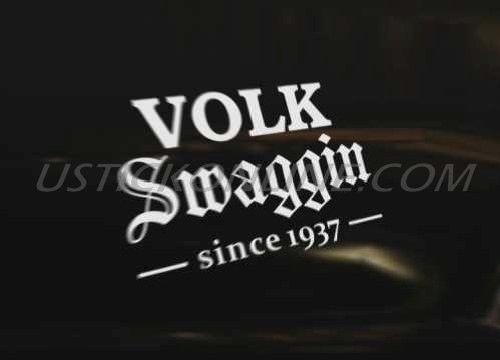 RAT LOOK Vinyl Graphic Decal Car Bumper Sticker DUB VAG EURO