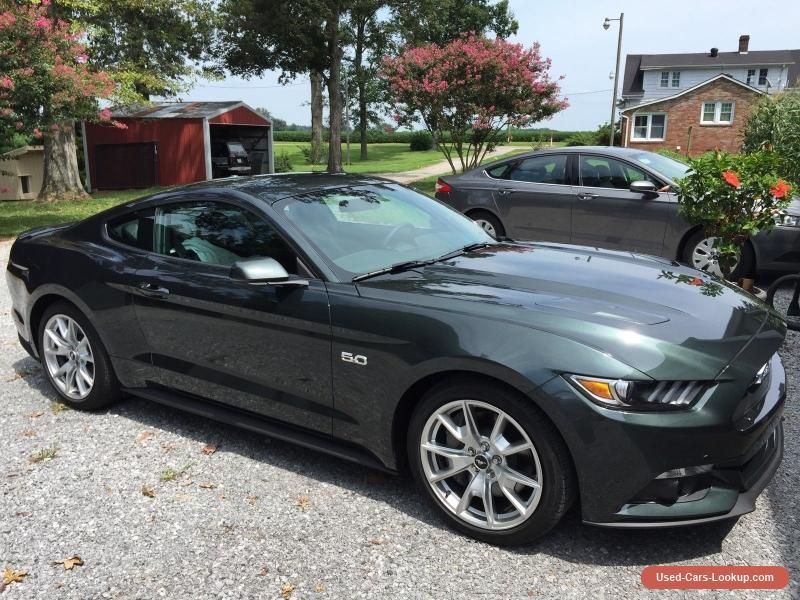 New Used 2015 Mustang Convertible