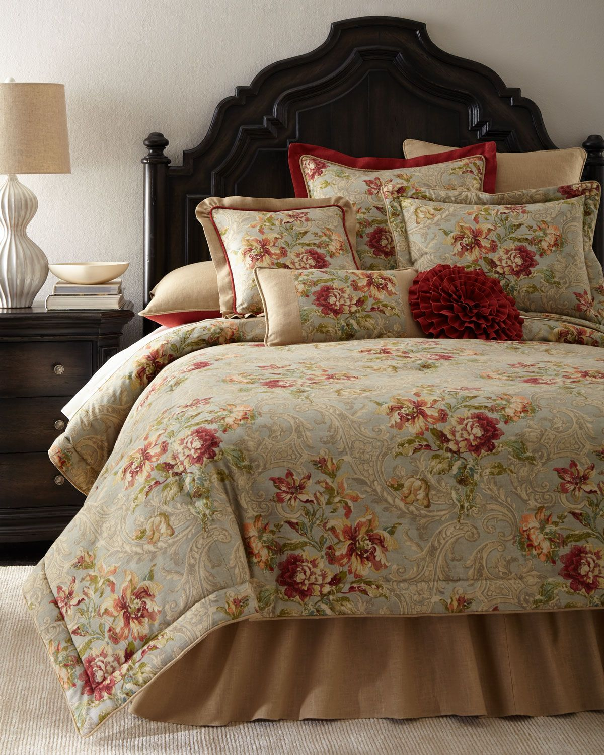 Sherry Kline Home Fresco Bedding With Images Comforter Sets