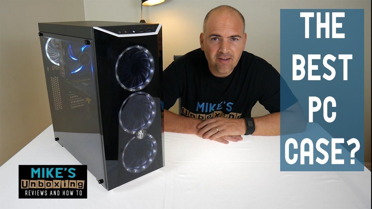 Cooler Master Box Lite 5 Build Too Hot To Handle Youtube Cooler Master Cooler Gaming Computer