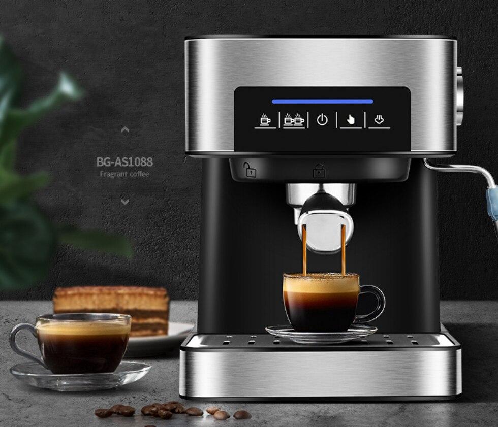 20Bar Pump Espresso Machine Semiautomatic Espresso Coffee