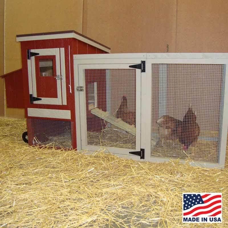 Miniature Chicken Coop Kit