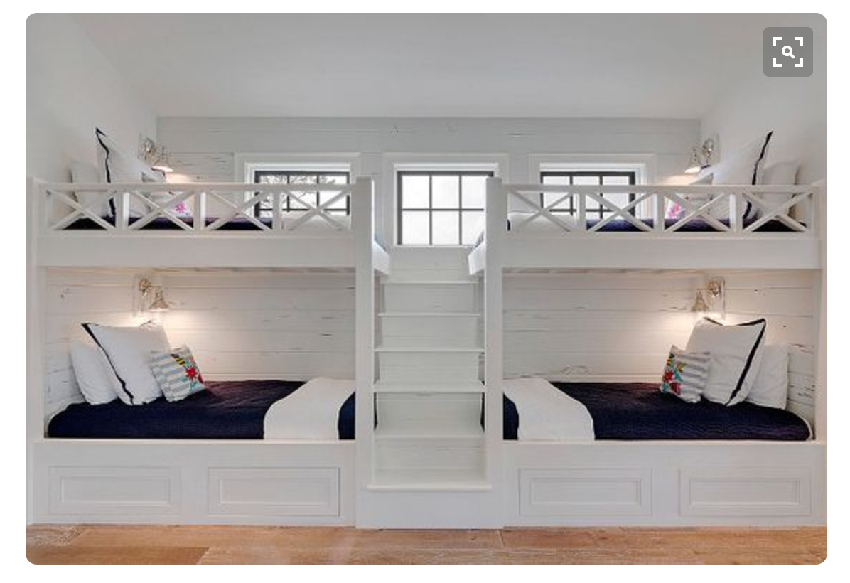 Pin by michelle carlborg on bunk room and bath pinterest bunk