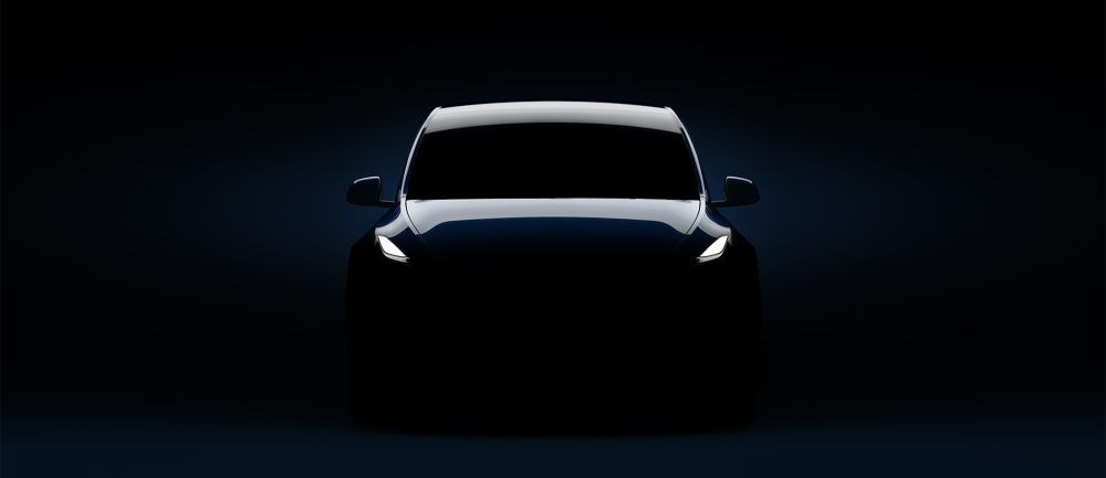 Tesla Releases New Model Y Teaser Ahead Of Unveiling Updated