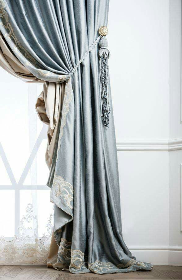 heavy drapery 3 pinterest gordijnen embrasse and slaapkamer