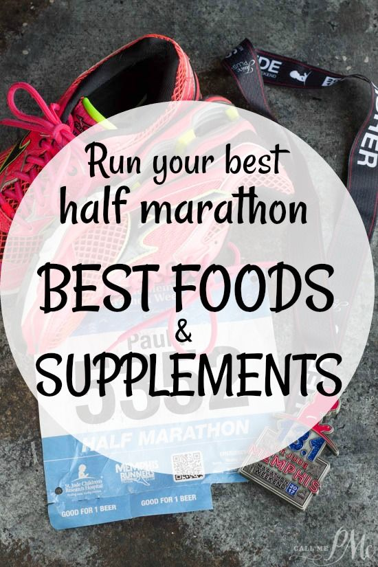 countdown tips to run your next half marathon best foods and supplements what you eat from when you start training to healthier eats and exercise