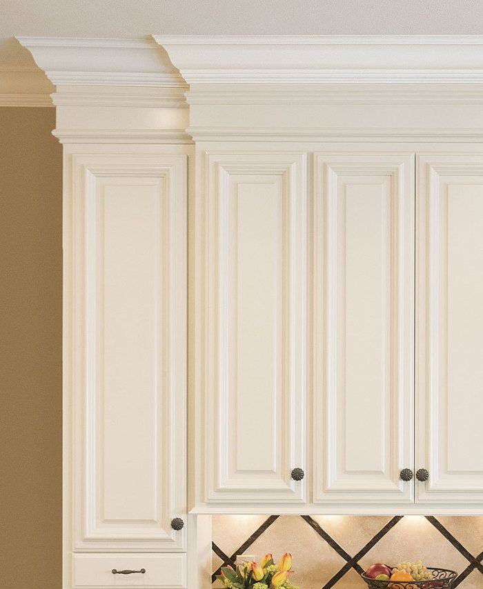 Awe Inspiring Crown Molding For Kitchen Cabinets Fine Homebuilding Download Free Architecture Designs Grimeyleaguecom