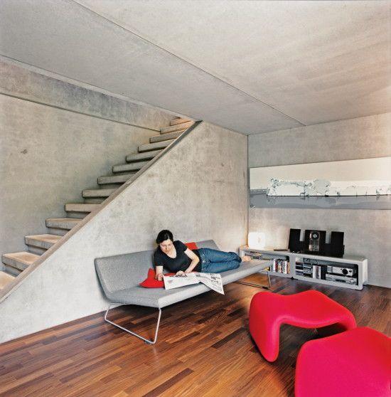 Best Concrete Living Architecture Interior Prefab Homes 400 x 300