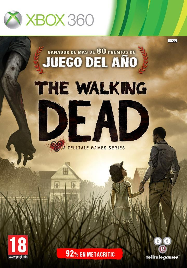 Aventura Grafica The Walking Dead Telltale Walking Dead Game The Walking Dead