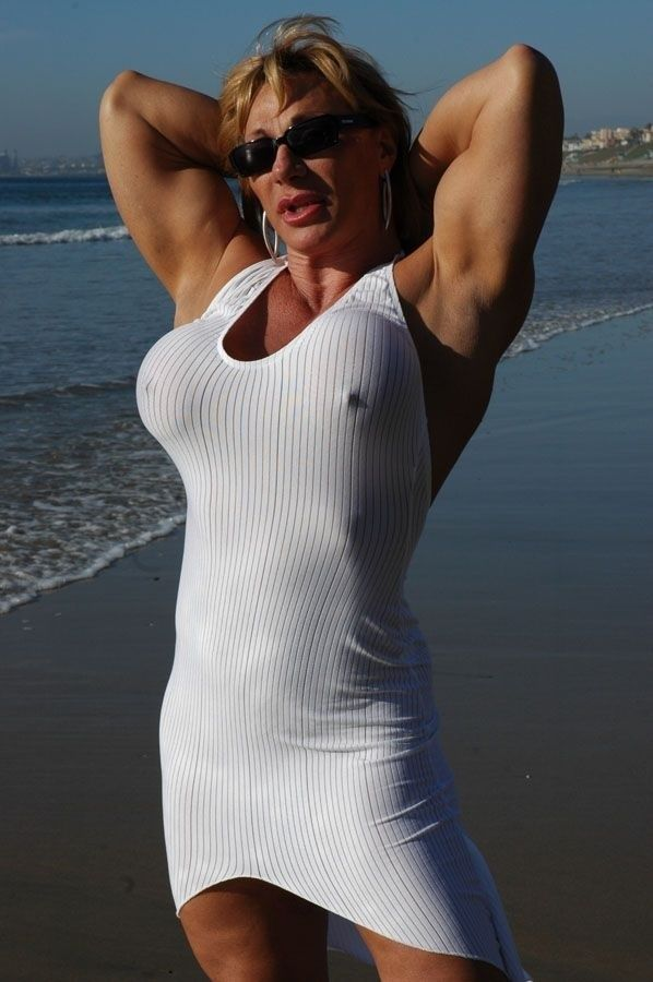 Kathy Connors Muscle Women Fitness Models