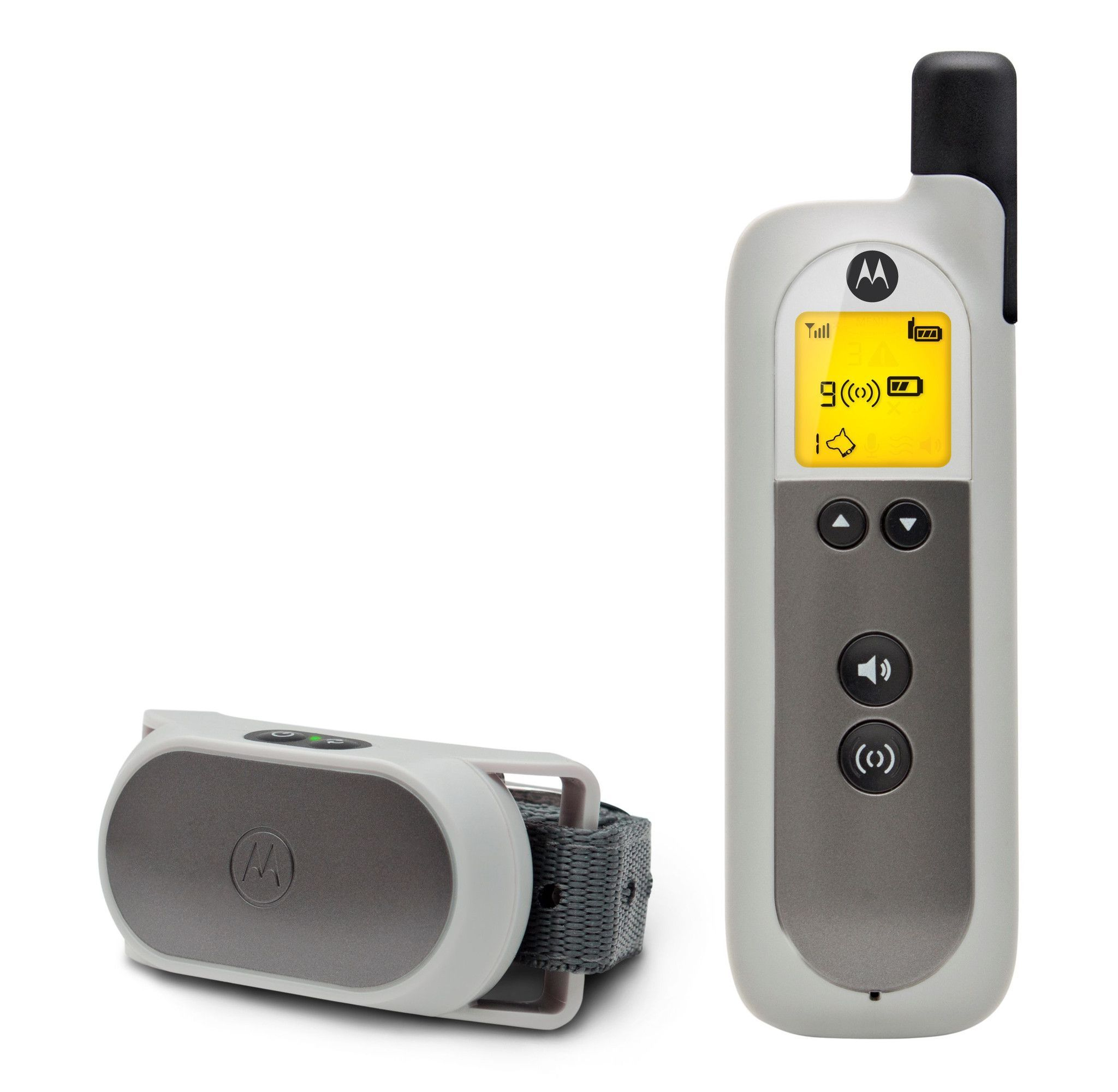 Motorola Remote Dog Pet Training Systems Offer The SCOUTTRAINER25