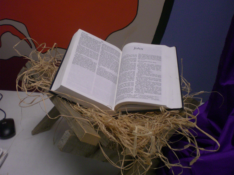 Versiculos De La Biblia De Animo: Navidad, Adviento