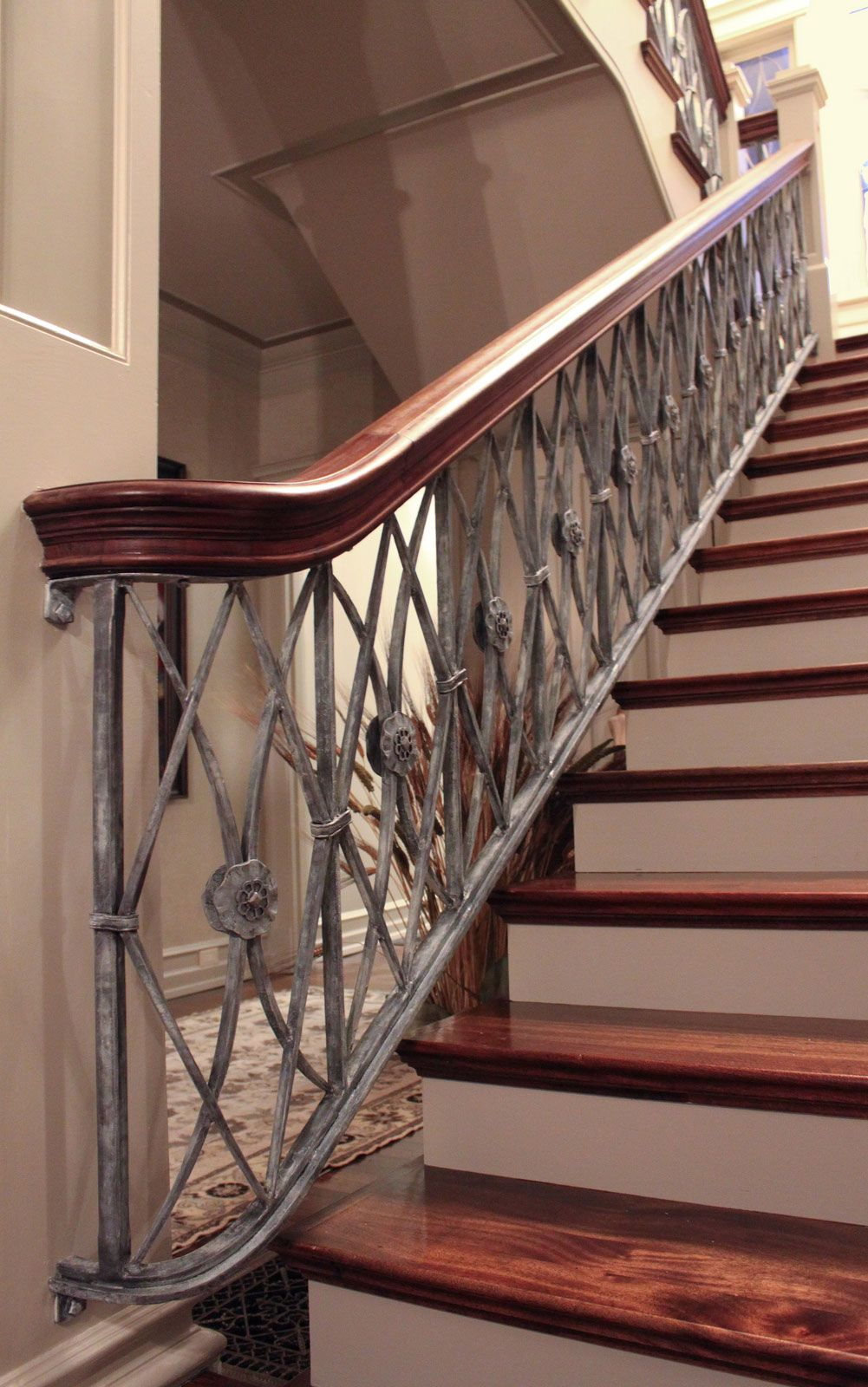 Awesome Staircase Railing Photos