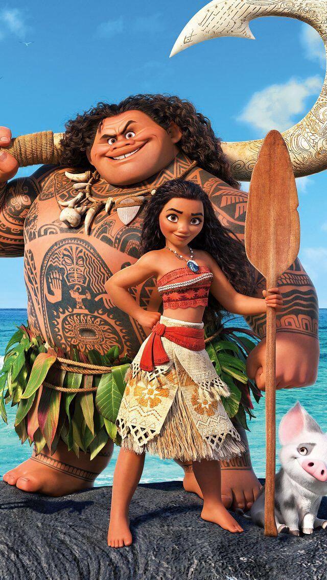 Fondos De Pantalla De Cine Para El Movil Imagenes De Moana Dibujos De Moana Moana Disney