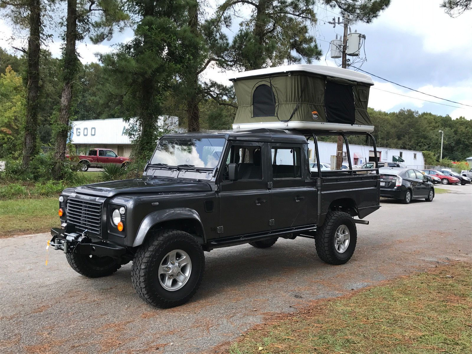 buyers return nas landrover for u blog heritage rover to s land defenders sale security restored defender lr seized homeland