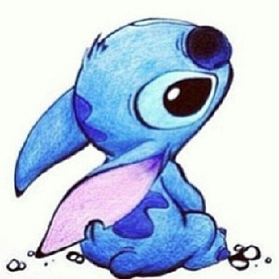 All Righty My Husband Mentioned That He Wanted To Be Lilo And Stitch For Halloween Wonder What I Can Com Cute Drawings Cute Disney Drawings Stitch Drawing