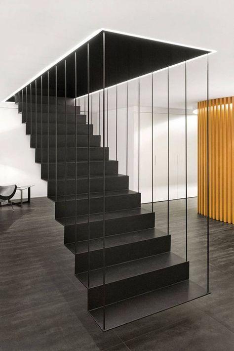 Arquitectura Casas Escaleras Exteriores Arquitectura: 10 Ideas Para Aprovechar El Espacio Bajo La Escalera