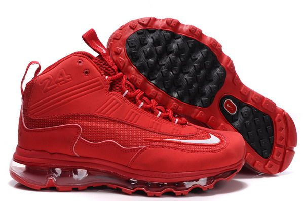 b39842aec198 Womens Nike Air Griffey Max 1 All Red