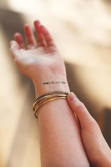 2f076667f 50 Tattoo Ideas That Are Simple, But Stunning | Style -- Tattoos ...