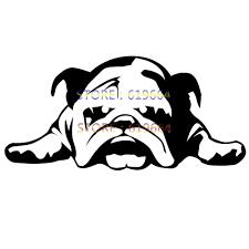 Resultado De Imagen De Bulldog Ingles Wallpaper Tiger Silhouette Bulldog Tattoo Bulldog