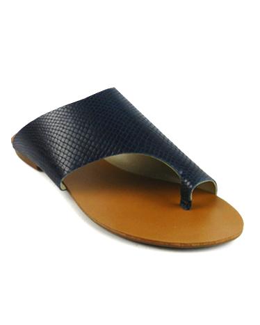 RASTEIRA GEOMETRICA NAVY |Bella Bella Shoes