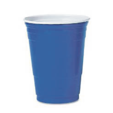 Customized Promotional 16 Oz Blue Solo Brand Party Cups Logo These Blue 16 Oz Solo Cups And All Our Plastic Party Cups Wedding Solo Cups Custom Printed Cups