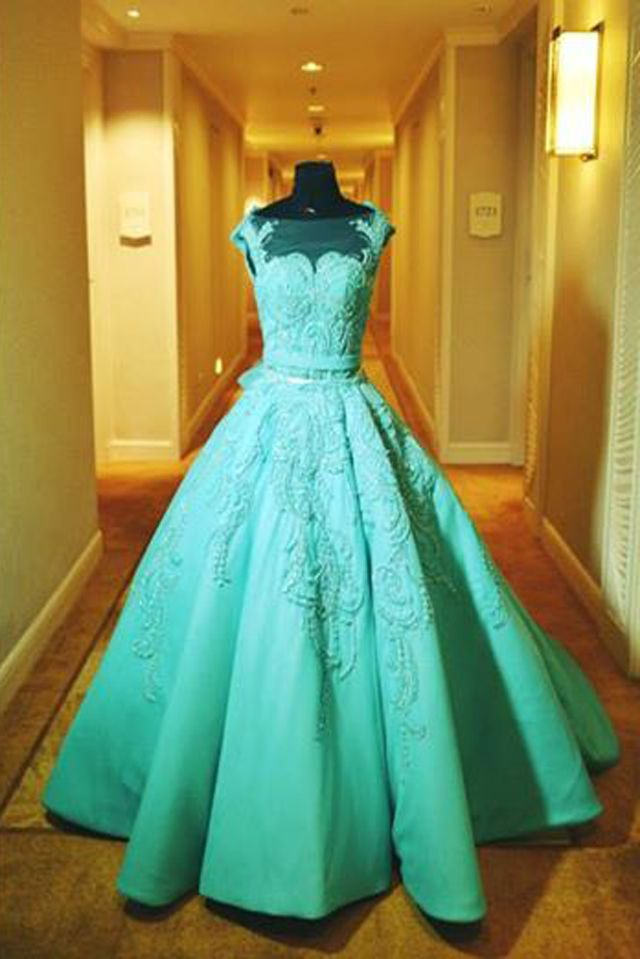 18th debut ball gown - Yahoo Image Search Results | FOrmal dresses 2 ...