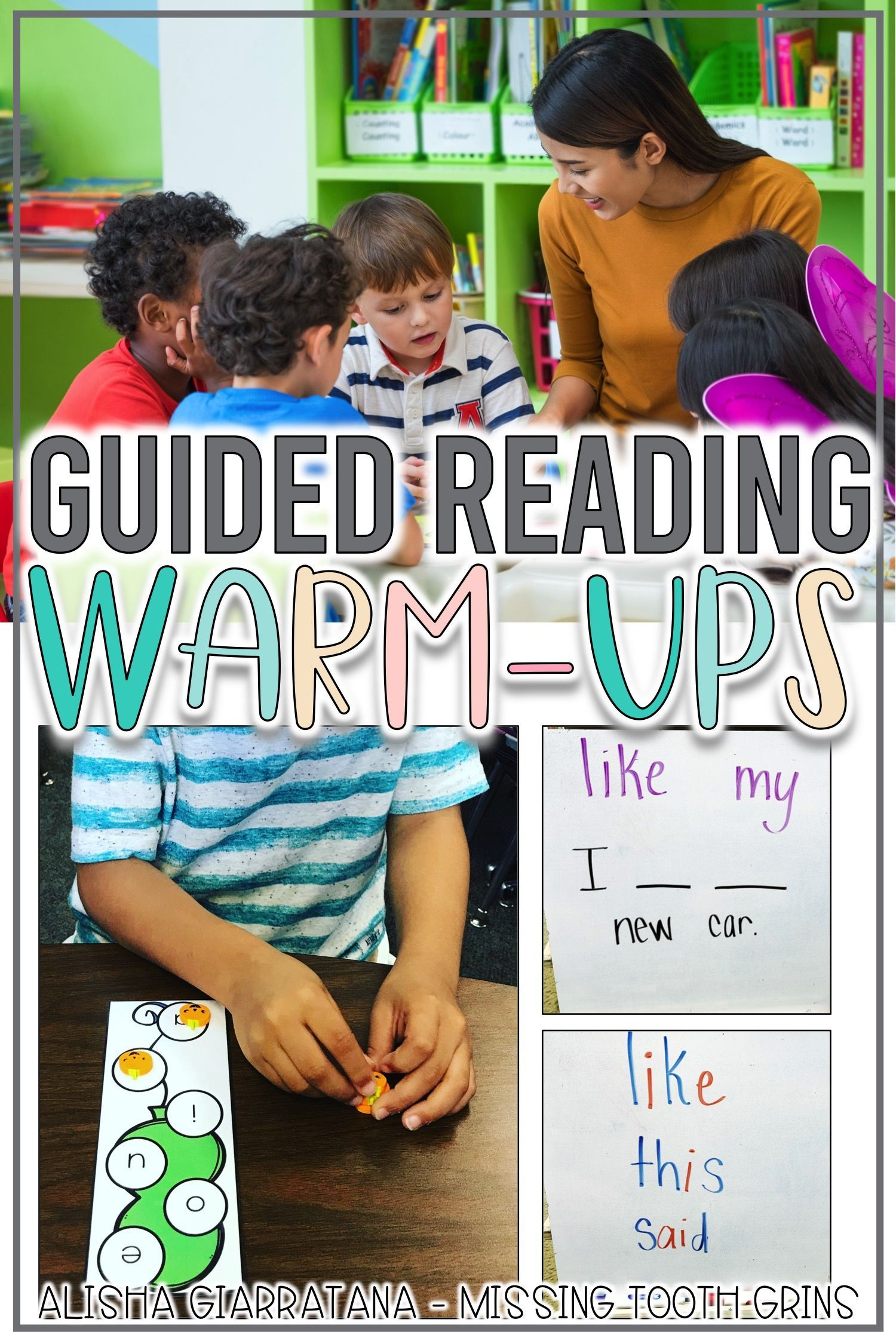 Why You Need A Guided Reading Warm Up