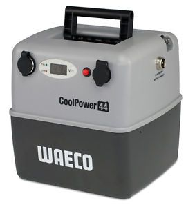 Waeco Battery Pack Raps 44 Deep Cycle 44ah Auxilary 12 Volt New Battery Pack Battery Portable Battery Pack