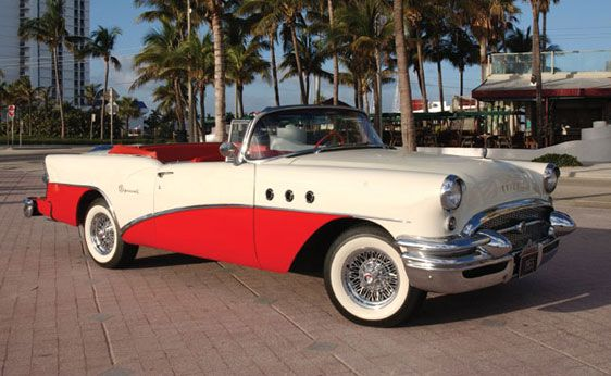 1955 Buick Special Convertible Fort Lauderdale Auction March 22 24