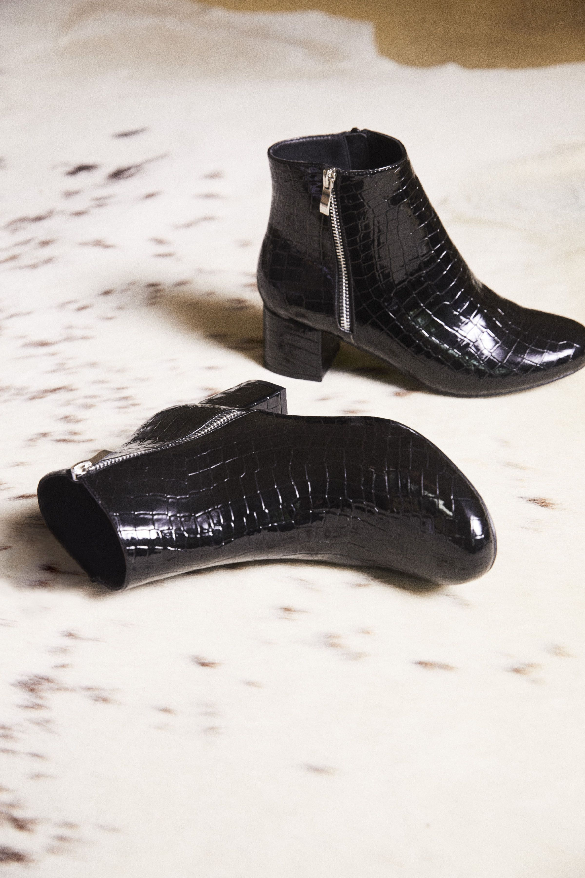 Chaussures Nouvelle Femme Collection Gemo Lookbook Bottines x48nXn