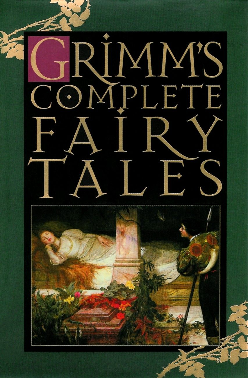 Grimm'splete Fairy Tales By The Brothers Grimm (1976)  Culled From  Folktales That